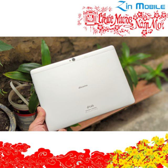Máy Tính Bảng Huawei MediaPad M2 - Tablet Dtab d-01H 10inch-4 Loa Harman Kardon,pin 6600mAh hỗ trợ sim 4G LTE