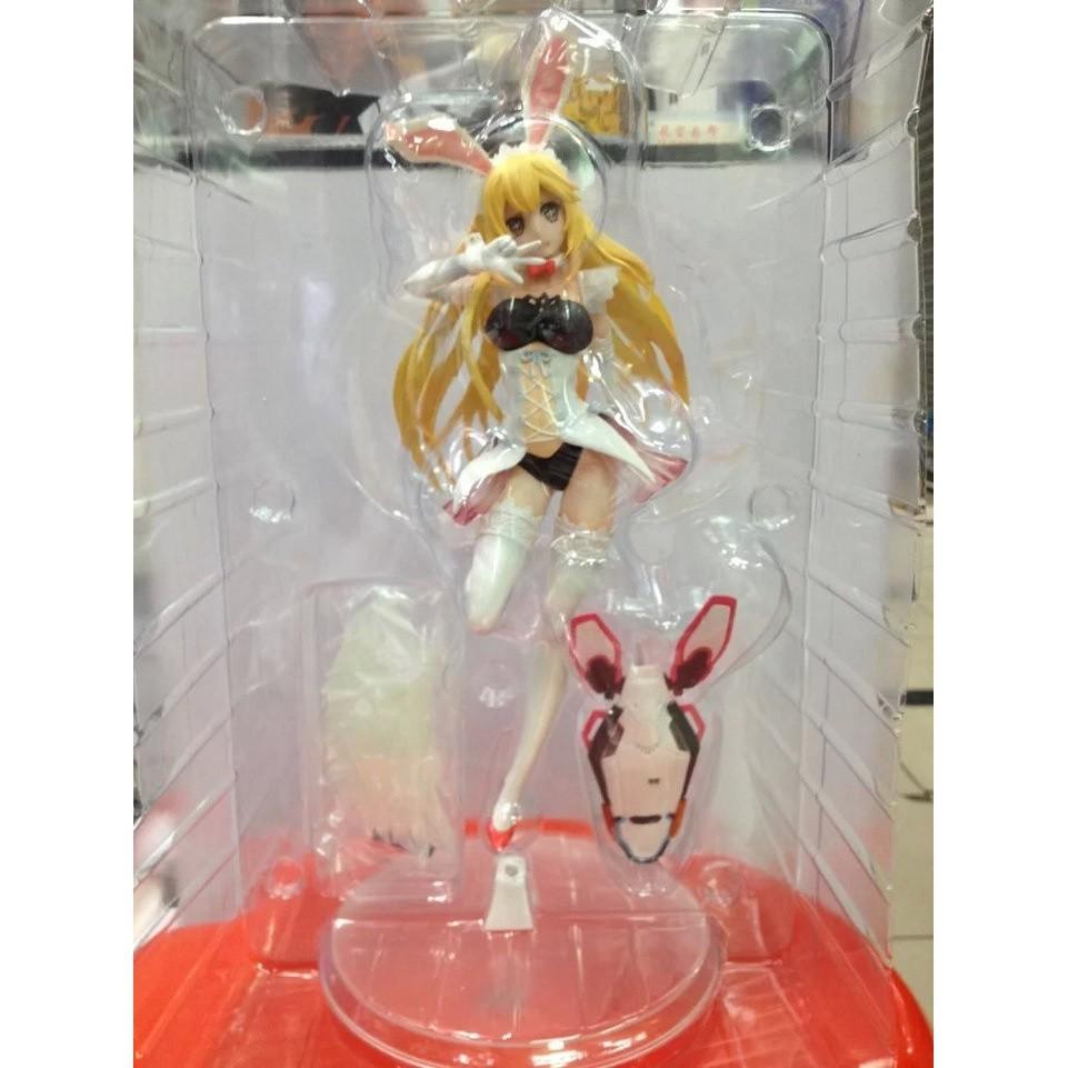 Toaru Majutsu no Index Shokuhou Misaki Figure Rabbit Girl