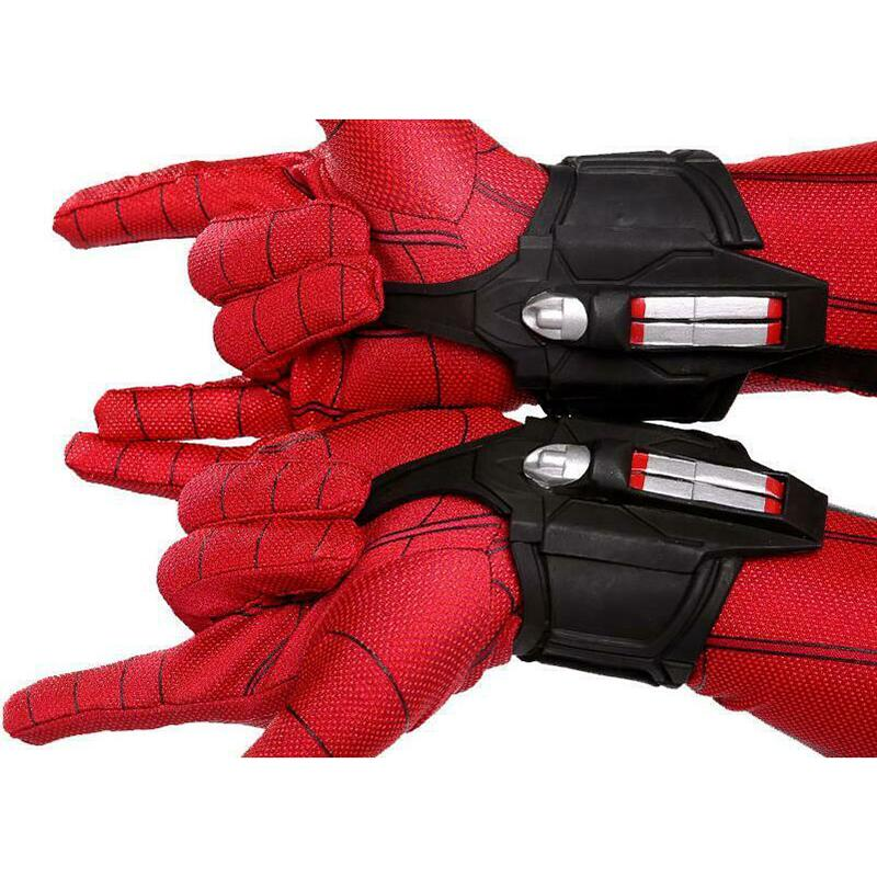 Spider-Man Homecoming Web Shooter Cosplay Props Decor Toys