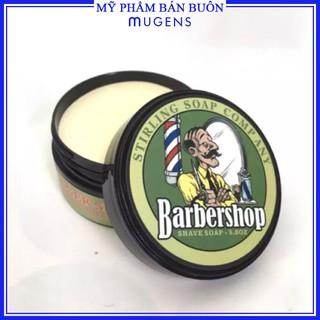 Sáp vuốt tóc tạo kiểu undercut BARBERSHOP giá rẻ MN02 thumbnail