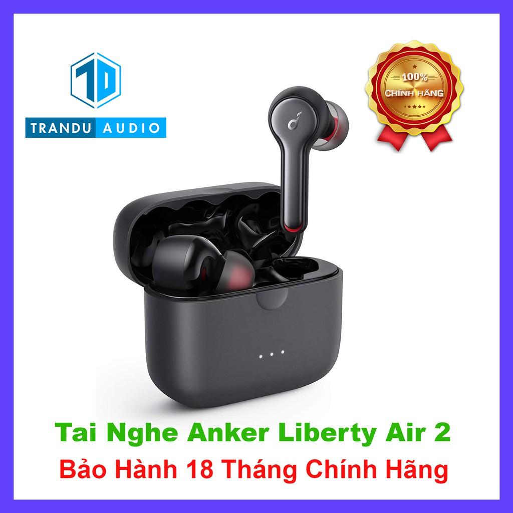 Tai Nghe True Wireless Anker Soundcore Liberty Air 2 A3910 ️ Có App ️ Bảo  Hành 18 Tháng Chính Hãng | Trần Du Audio chính hãng 1,970,000đ