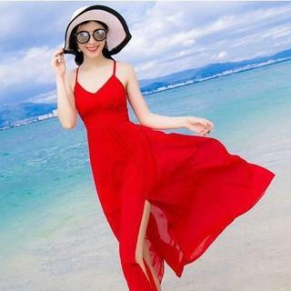 [ Deal Sốc ] Váy Đẹp, Đầm Maxi Đi Biển Đẹp ( ảnh thật )