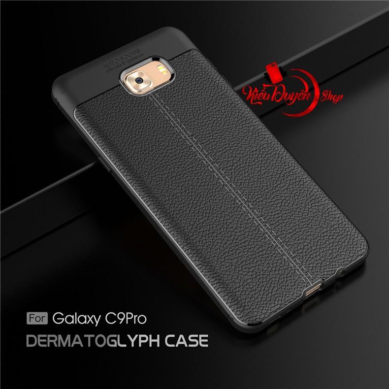 Ốp lưng Samsung Galaxy C9 Pro ốp lưng dẻo vân da cao cấp - 2443319 , 760522396 , 322_760522396 , 69000 , Op-lung-Samsung-Galaxy-C9-Pro-op-lung-deo-van-da-cao-cap-322_760522396 , shopee.vn , Ốp lưng Samsung Galaxy C9 Pro ốp lưng dẻo vân da cao cấp