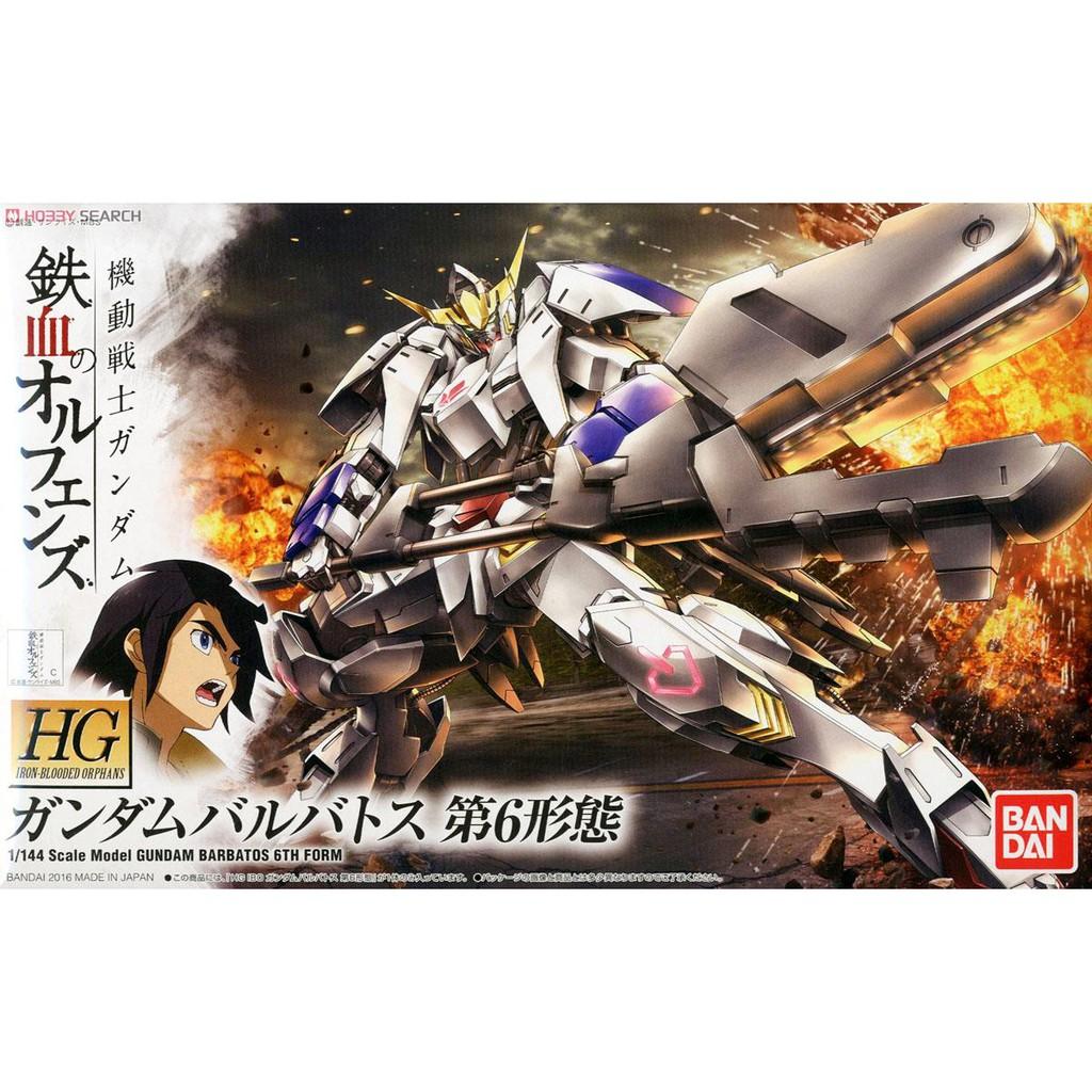 Mô hình Gundam HGIBO Barbatos 6th form