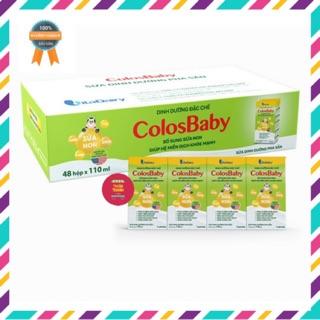 Sữa bột pha sẵn Colosbaby Gold 110ml - 1 thùng 48 hộp