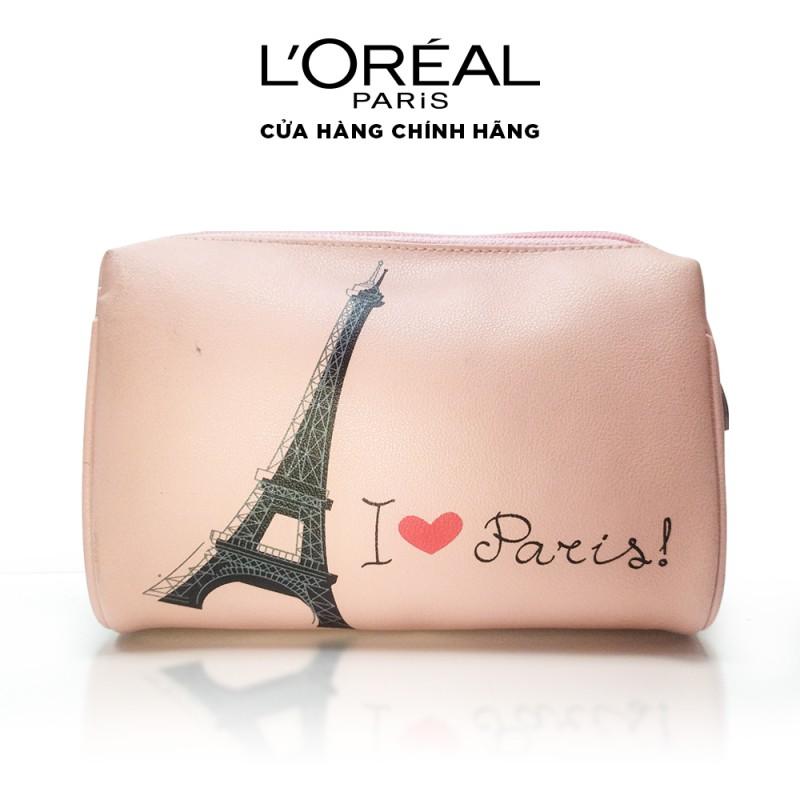 Quà tặng Túi trang điểm L'Oreal Paris