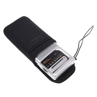 Túi Đựng Máy Radio Sony Icf-S10Mk2 Bỏ Túi thumbnail