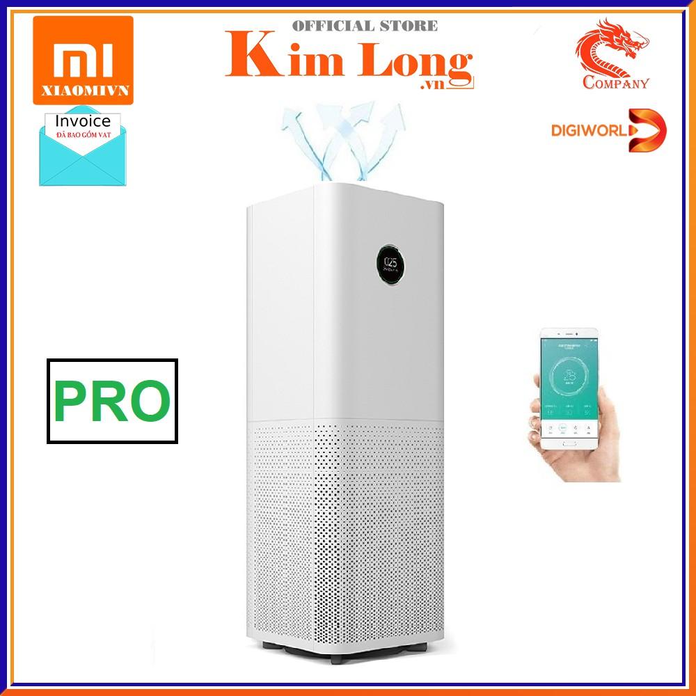 Máy Lọc Không Khí Xiaomi Mi Air Purifier Pro Bản Quốc Tế Toàn Cầu - Chính Hãng phân phối