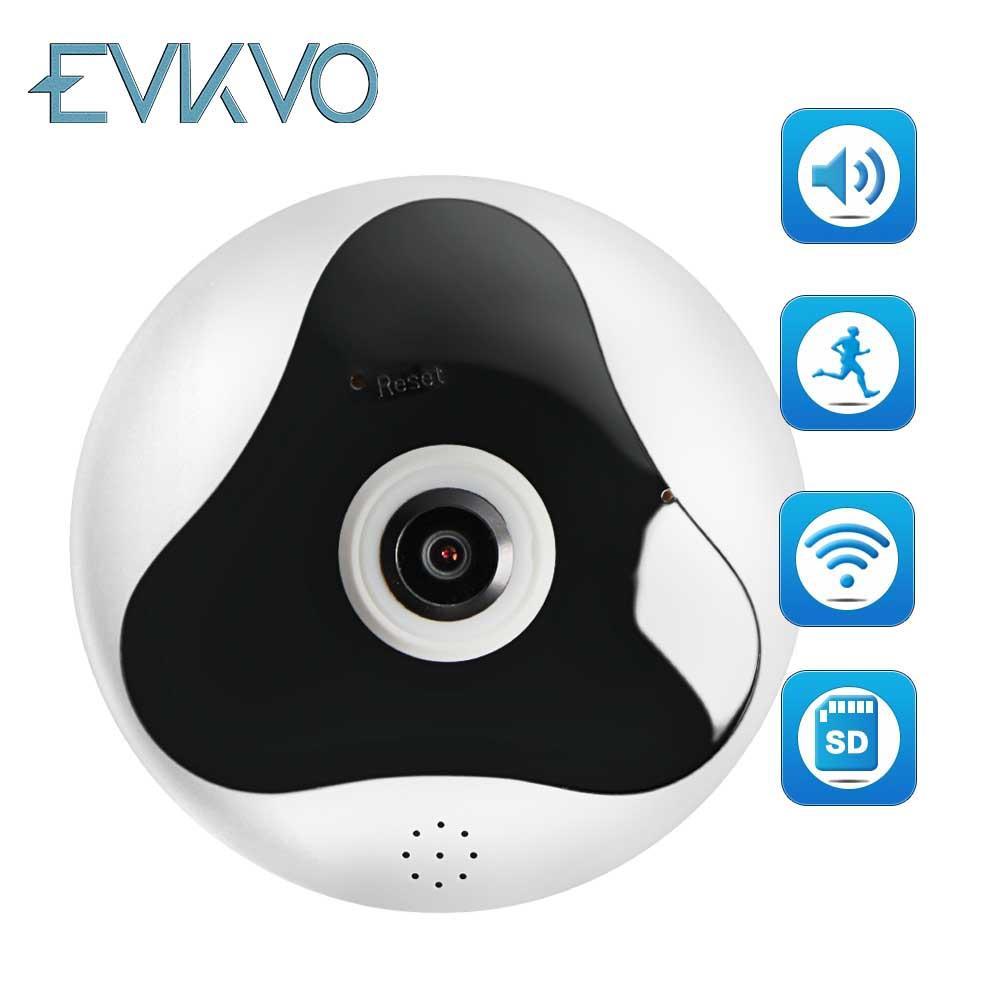 ICsee APP Fisheye VR 360 Degree Panoramic HD 1080P Wireless