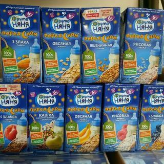 (aircargo date 5, 7.2021)Sữa FRUTO NYANYAN NGÀY ĐÊM 200ml thumbnail