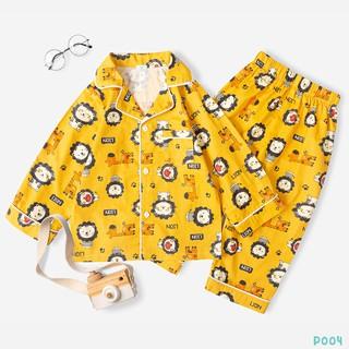 [Mã KIDMALL12 hoàn 15% xu đơn 150K] Bộ Pijama Cho Bé Họa Tiết Ngộ Nghĩnh Thời Trang Bello Land thumbnail