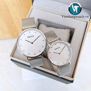 Đồng Hồ Đôi Neos N-40687 Chính Hãng thumbnail
