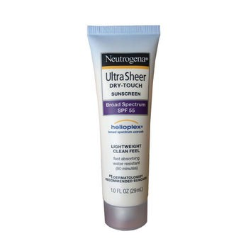 Kem chống nắng Neutrogena Ultra Sheer Dry Touch SPF 55 mini