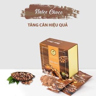 [Chính hãng - The Bitter Cacao - Nalee Choco - Cacao tăng cân - Hộp 20 gói thumbnail