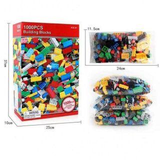 Bộ lego xếp hình 1000 miếng mã 8528 cho bé yêu