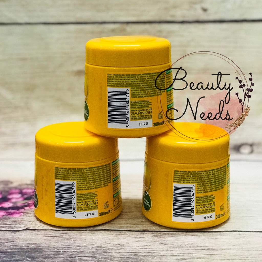 Kem ủ tóc Garnier Fructis Hàng Đức
