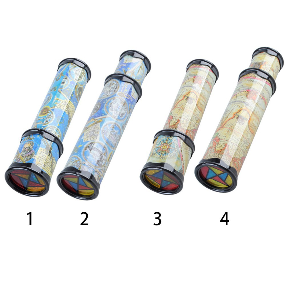Rotation Kaleidoscope Antasy Lay In Early Childhood Toy Autism Toy For Children
