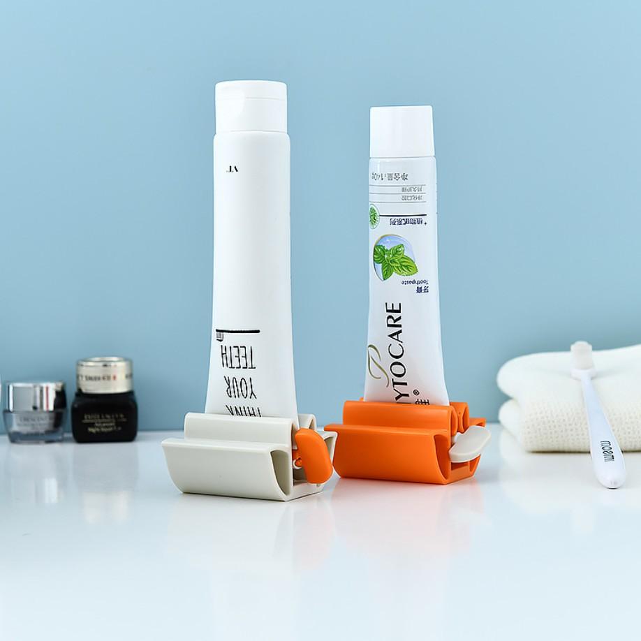 Đế nặn kem đánh răng thông minh tiện dụng. Nhựa cao cấp cứng cáp và thân thiện môi trường