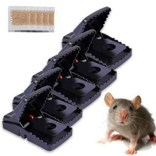 Bộ 2 bẫy kẹp chuột thông minh