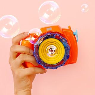 Máy ảnh thổi bong bóng cho bé