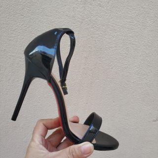 Giày cao gót sandal 9p