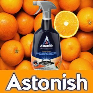 Tẩy dầu mỡ ASTONISH tẩy lưới hút mùi, tẩy bếp gas, bếp từ, xoong chảo cháy C6760_750ml .Sản xuất Tại Anh Quốc 4