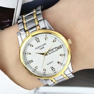 Đồng hồ cặp nam nữ Fedylon sang trọng chất lượng cao thumbnail