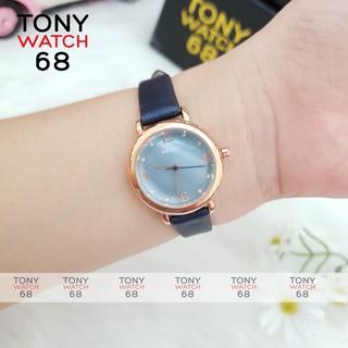 Đồng hồ nữ Kezzi đẹp chính hãng mặt ngọc trai chống nước Winsley thumbnail