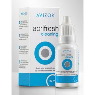 Dung dịch nước mắt nhân tạo Lacrifresh Comfort (có thêm tác dụng làm sạch kính)
