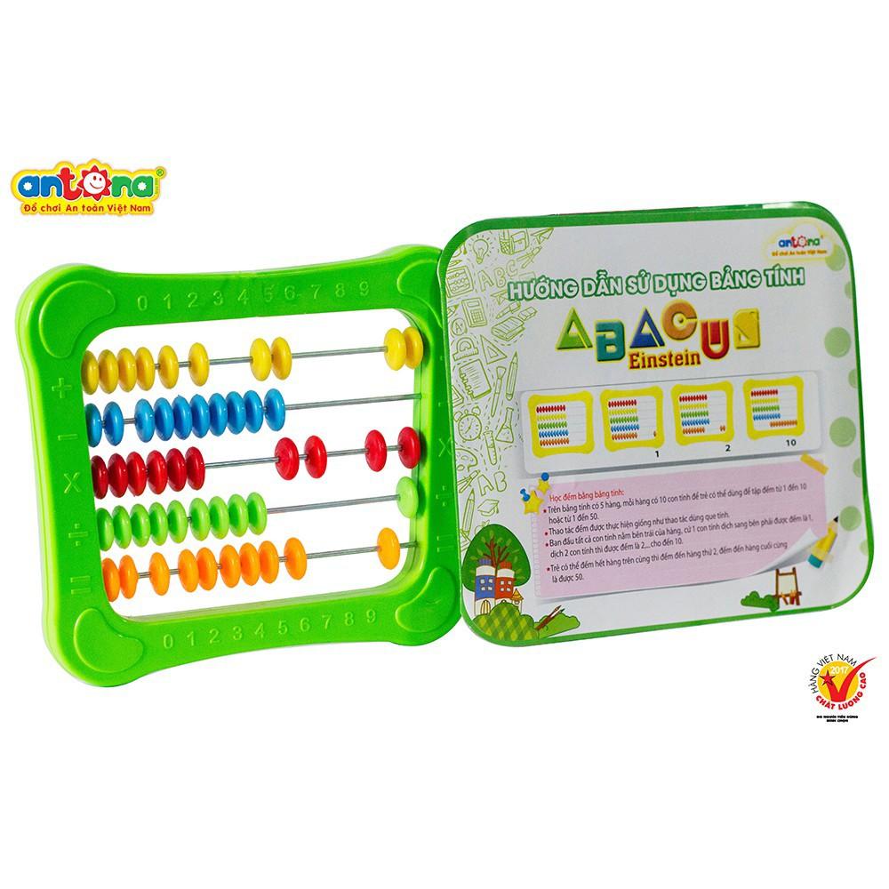 Đồ chơi -Bảng tính ABACUS