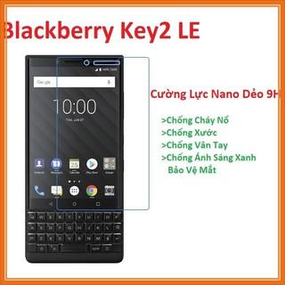 Cường Lực Blackberry Key2LE , Cường Lực Nano Dẻo HD Bảo Vệ Màn Hình Blackberry k2LE thumbnail
