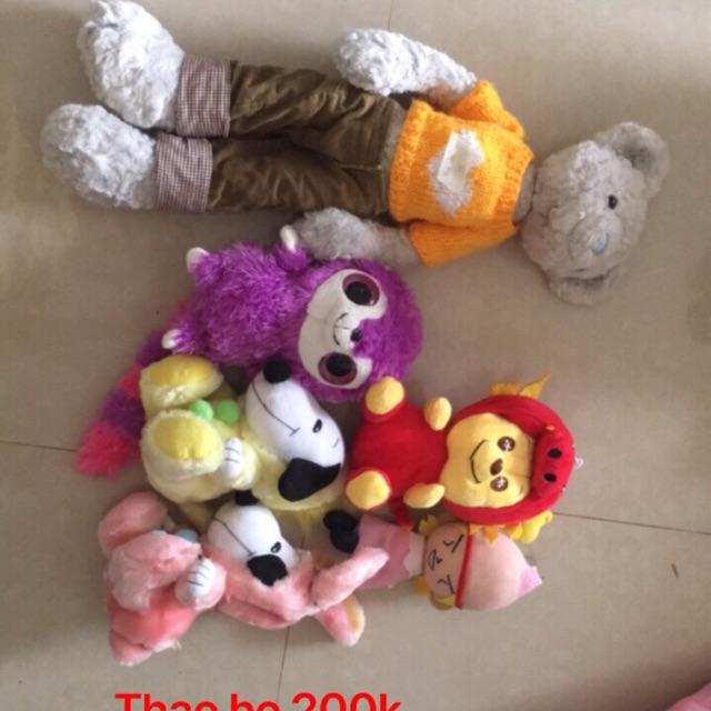 combo gấu của thao ho - 2928406 , 1228070512 , 322_1228070512 , 240000 , combo-gau-cua-thao-ho-322_1228070512 , shopee.vn , combo gấu của thao ho