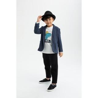 IVY moda áo khoác bé trai MS 67K1160