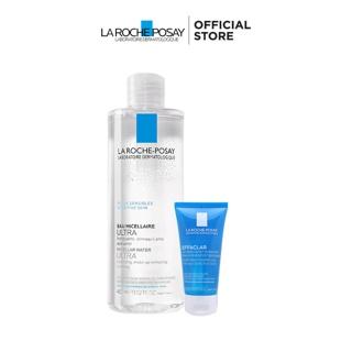 """Bộ sản phẩm nước tẩy trang sạch sâu giàu khoáng dành cho da nhạy cảm La Roche Posay Micellar Water Ultra Sensitive Skin giá chỉ còn <strong class=""""price"""">35.900.000.000đ</strong>"""