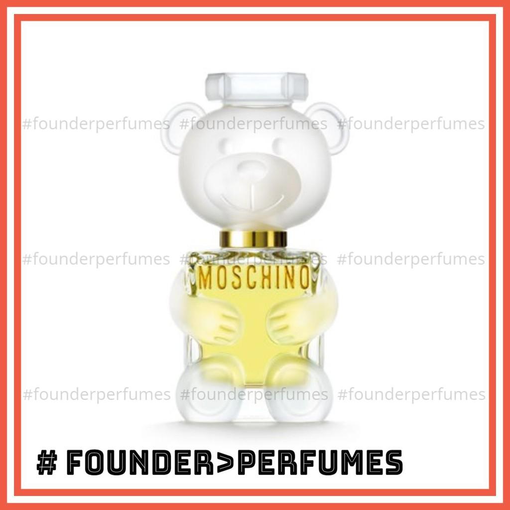 [S.A.L.E]  Nước hoa dùng thử Moschino Toy 2 #.founderperfume