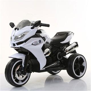 XE MOTO ĐIỆN 1200GS MÀU TRẮNG