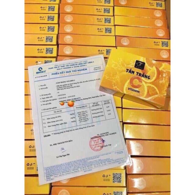 Combo 10 tắm Trắng Cam cho khách - 3127288 , 1067158169 , 322_1067158169 , 110000 , Combo-10-tam-Trang-Cam-cho-khach-322_1067158169 , shopee.vn , Combo 10 tắm Trắng Cam cho khách
