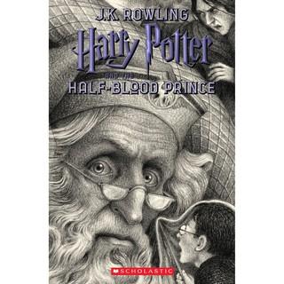 Truyện Ngoại văn Harry Potter and the Half-Blood Prince Vol 6 (Paperback) - English Book thumbnail