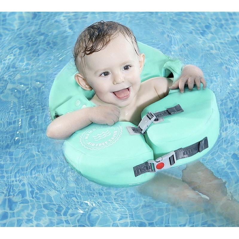Phao bơi luồn tay cho bé 8 tháng đến 3 tuổi