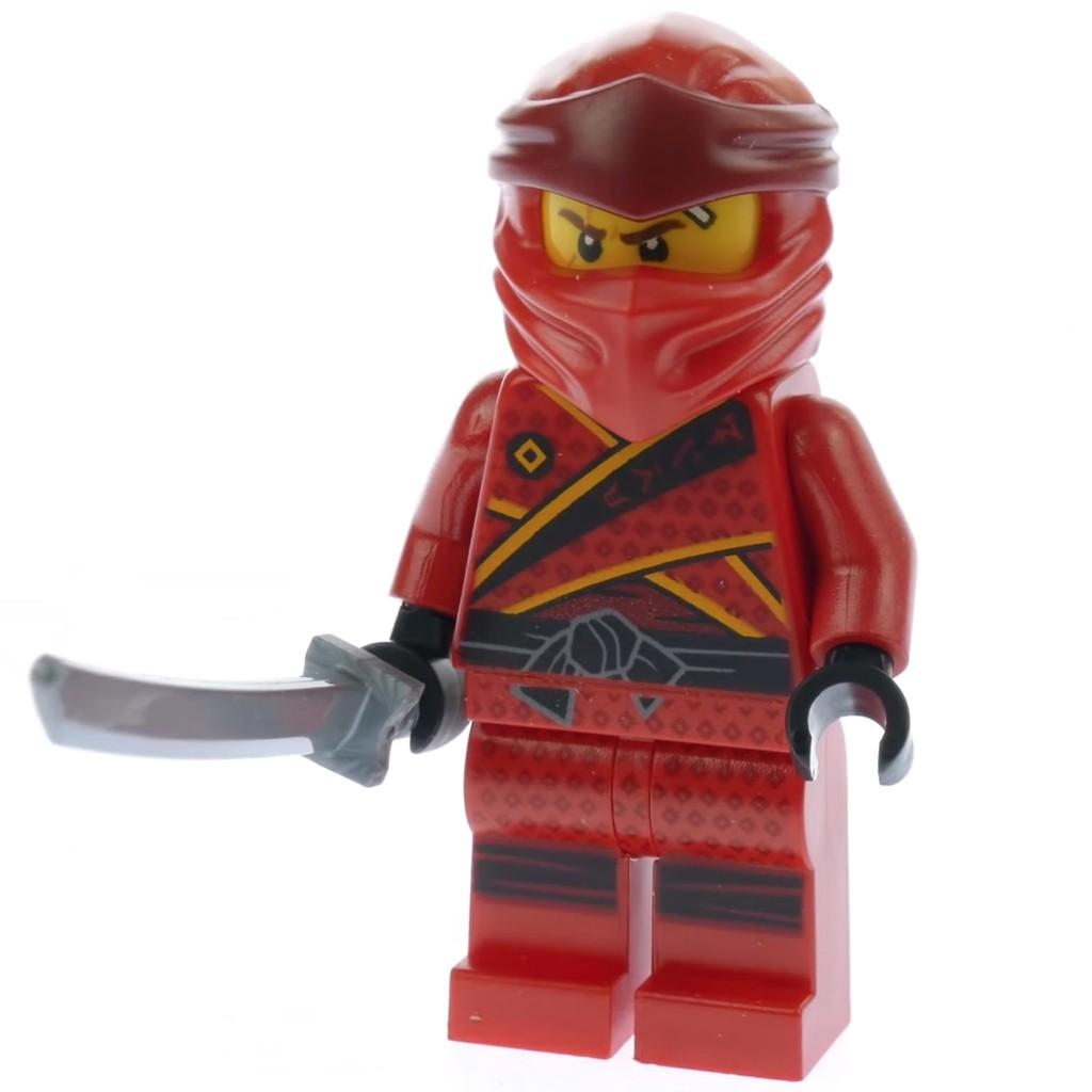 LEGO Ninjago Minifigures Kai – Nhân Vật LEGO Ninja Lửa Chính Hãng Đan Mạch