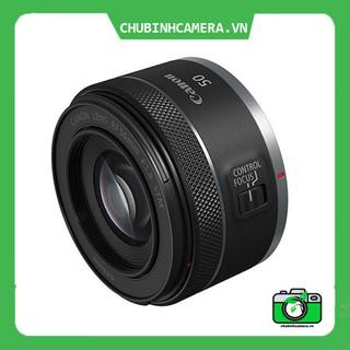 [Tặng filter + decal dán] Ống kính Canon RF 50mm f/1.8 STM