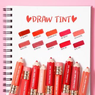 It s Skin_Cửa Hàng Chính Hãng Son Kem Colorable Draw Tint 09 Big Red (3.3gr)-3