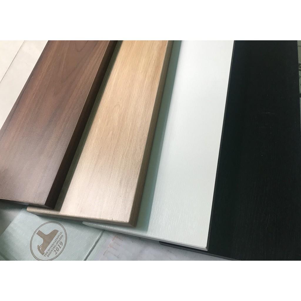 GIÁ SỈ  combo 3 kệ gỗ 30cm,40cm,50cm x 13cm  trang trí