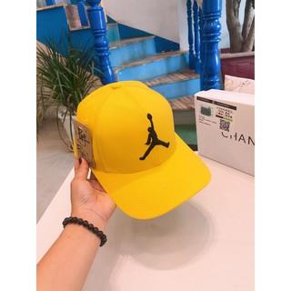 🔥 SIÊU HOT🔥 nón mũ lưỡi trai màu trắng, đen vàng thêu hình thể thao nam nữ🔥 SIÊU HOT🔥