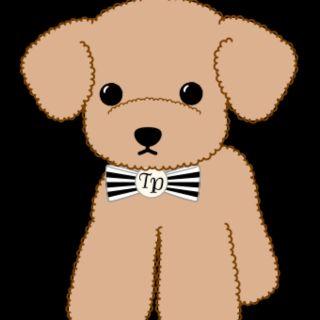Chú chó bông Mocha-Chan