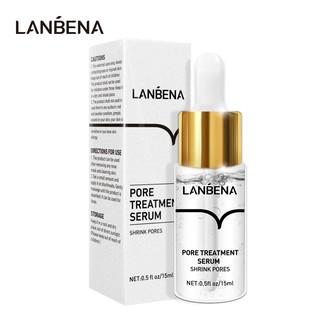 Serum dưỡng ẩm LANBENA làm thu hẹp lỗ chân lông