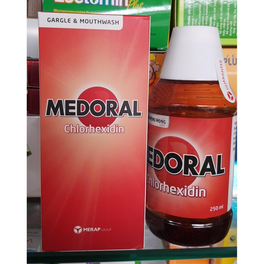 Nước súc miệng Medoral giá rẻ