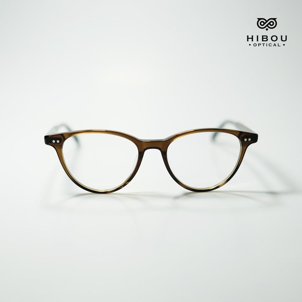 Gọng mắt mèo OV5402 nhựa đàn hồi cao cấp + Tặng kèm hộp và khân lau kính