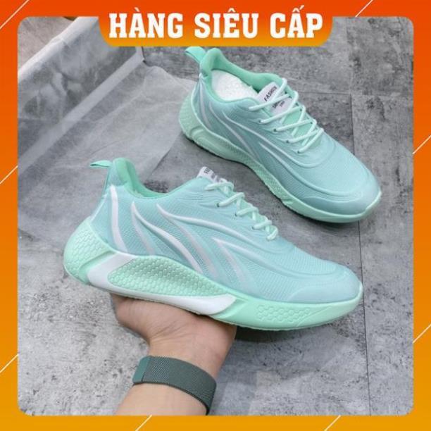 [FreeShip - Bản mới nhất] Giày thể thao nam, giày sneaker nam vải dệt cao cấo siêu nhẹ 2031