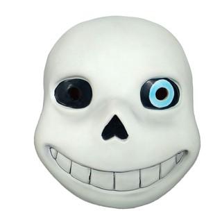 Mặt nạ đầu mắt xanh Hot Game Undertale Sans hóa trang Halloween